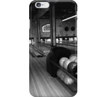 Down the Lane iPhone Case/Skin