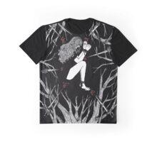 Six of Swords Graphic T-Shirt