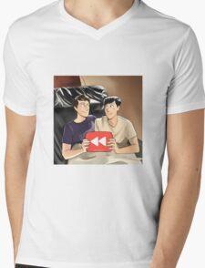 Youtube Rewind Mens V-Neck T-Shirt