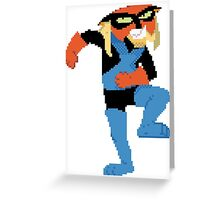 Retro BRAK Greeting Card