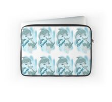 Pisces(Dolphin) (2991 Views) Laptop Sleeve