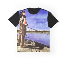 The Reel Expert Graphic T-Shirt