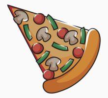 Pizza Slice Kids Tee