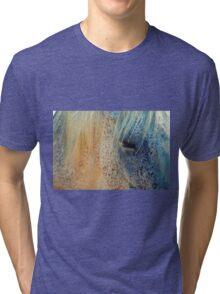 Horse Face  Tri-blend T-Shirt