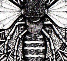 Mandala Bee Sticker