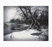 Snowy Stouts Creek Kids Tee