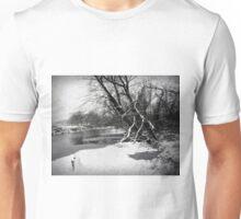 Snowy Stouts Creek Unisex T-Shirt