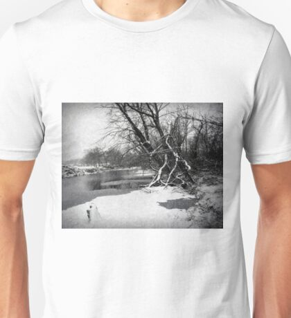 Snowy Stouts Creek Unisex T-Shirt