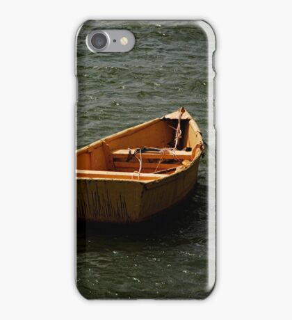 The lonely wait until they return........! iPhone Case/Skin