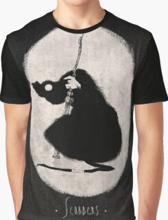 OLD DYING RAT Graphic T-Shirt