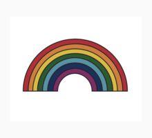 Rainbow Kids Tee