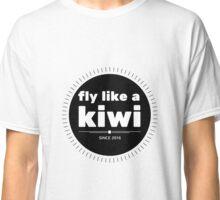 Fly Like A Kiwi Classic T-Shirt