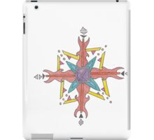 Mirrored Towers iPad Case/Skin