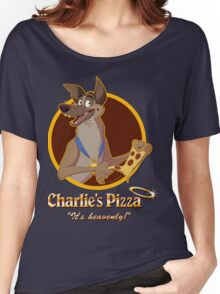 Charlie's Pizza Women's Relaxed Fit T-Shirt