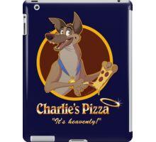 Charlie's Pizza iPad Case/Skin