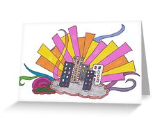 Music City Greeting Card
