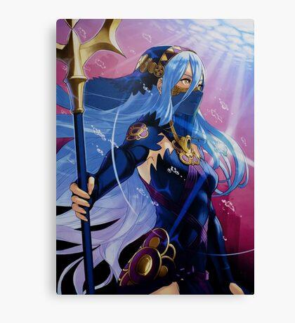 Fire Emblem Fates - Azura / Aqua (Nohr) Canvas Print