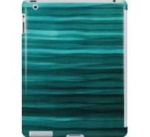 Aqua Waves iPad Case/Skin