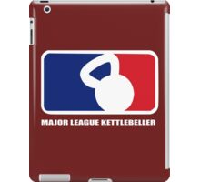 Major League Kettlebeller iPad Case/Skin
