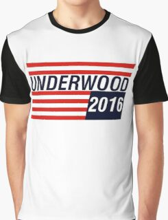 UNDERWOOD 2016 Graphic T-Shirt