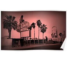 Sky Ranch Motel - Old Vegas  Poster