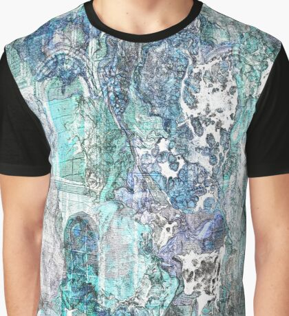 The Atlas of Dreams - Color Plate 16 Graphic T-Shirt