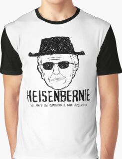 Heisenbernie Graphic T-Shirt