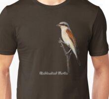 Red-backed Shrike Unisex T-Shirt