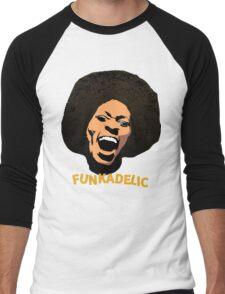 Funkadelic - Maggot Brain Men's Baseball ¾ T-Shirt