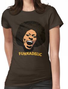 Funkadelic - Maggot Brain Womens Fitted T-Shirt