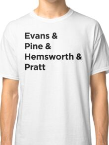I love all the Chrises - Light Classic T-Shirt