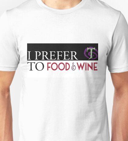 I Prefer T Unisex T-Shirt