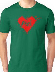 Rebel HEART Unisex T-Shirt
