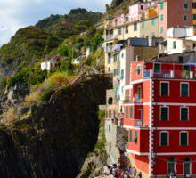 Riomaggiore, Italy Sticker