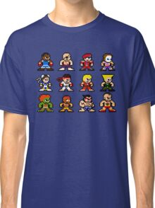 8-Bit Street Fighter 2 Classic T-Shirt