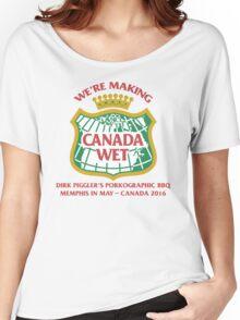 CW - Dirk Piggler Shirt Women's Relaxed Fit T-Shirt