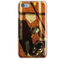 Waiting on an Arrival iPhone Case/Skin