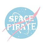 Space Pirate by MandaVC