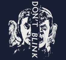 Don't Blink Baby Tee