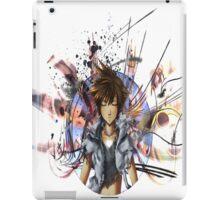 Through Sora iPad Case/Skin