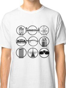 Milwaukee Icons  Classic T-Shirt
