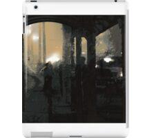 shelter iPad Case/Skin