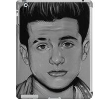 Charlie Puth Pencil Drawing / Art iPad Case/Skin