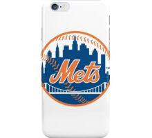 new york mets iPhone Case/Skin