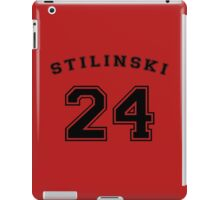stilinski 24 iPad Case/Skin