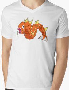 Magikarydos Mens V-Neck T-Shirt