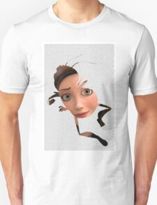 Bee Movie Script with Vanessa T-Shirt