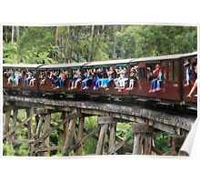 Puffing Billy Tradition - 0147 Poster