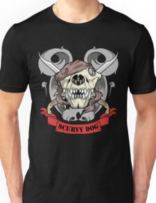 Scurvy Dog Unisex T-Shirt