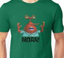 MOAR! - Spongebob Unisex T-Shirt